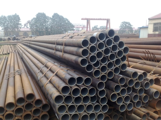3 - 40mm Wall Thickness Carbon Seamless Steel Pipe for Boiler , Power Station