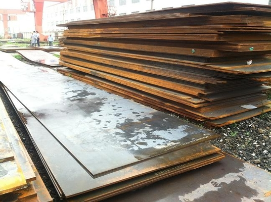 ASTM A36 Carbon Steel Plate Q235B Q235C Q345D Boiler Pressure Vessel Plate