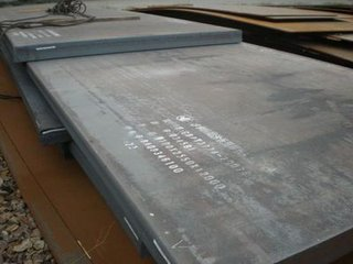 Astm A242 A588 Hot Rolled Corten Steel Plate Grade A Grade B