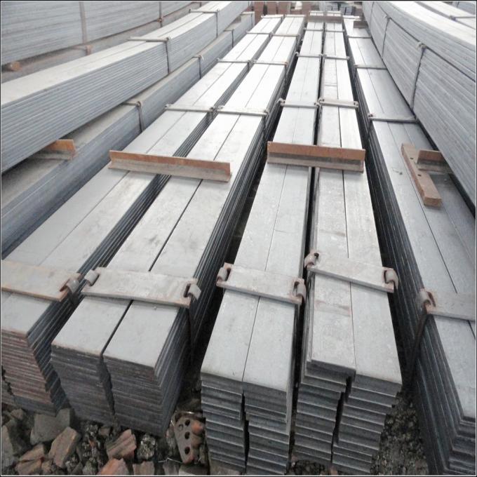 Hot Dip Galvanized Steel Flat Bar With Grade DX51D Z275 Flat Bar Sizes