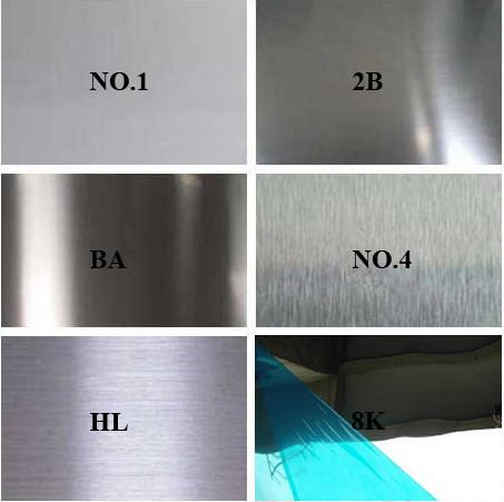 Slit Edge 2b Ba Surface 304 201 316l Stainless Steel Strip