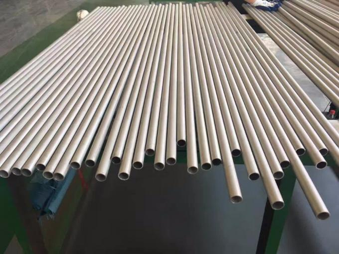 Super Duplex Stainless Steel Tube UNS S32750 2507 ASTM A790 ASTM A789