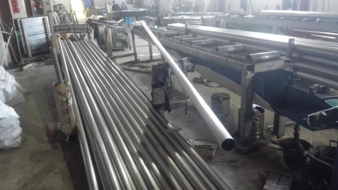 Aisi 409 Stainless Steel Welded Pipe For Car Muffler 0 5
