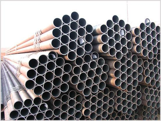 Bs 1387 / En39 / En10219 Erw Seamless Steel Pipe Carbon Galvanized Round Steel Pipe