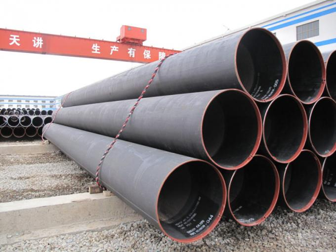API 5l x65 Steel Pipe 3PE Large Diameter Seamless Steel Pipe Oil Mild Steel Tube