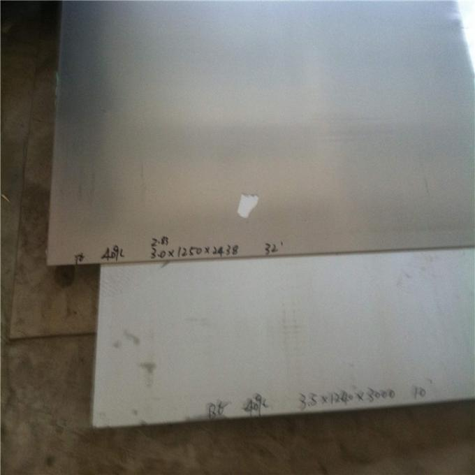 301 Stainless Steel Magnetic Properties NO.1 Finish Stainless Steel Sheet