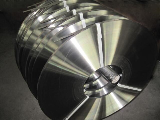 Finish Bright Stainless Steel Strips 316L Cold Rolled Stainless Steel Strip