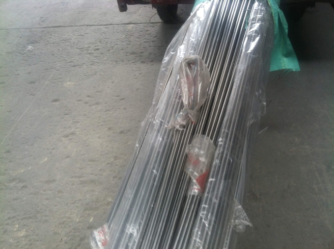 Polished BA Mirror Stainless Steel Welded Pipe For Mechanical And Structural Purposes