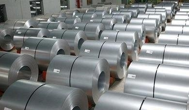 Zinc Coated Gi 30-275 g/m2 Galvanized Steel Coils Regular Spangle with high quality