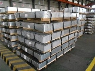 SUS317L Stainless Steel Plate UNS S31703 DIN 1.4438 Corrosion Resisting Plate