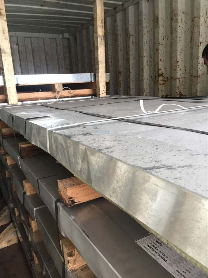 Astm A653 Cs Type B G90 Minimum Spangle Galvanized Steel
