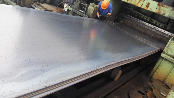 S355JOWP Corten Steel Sheets Plate Used For Container Red Surface Decorative Panels
