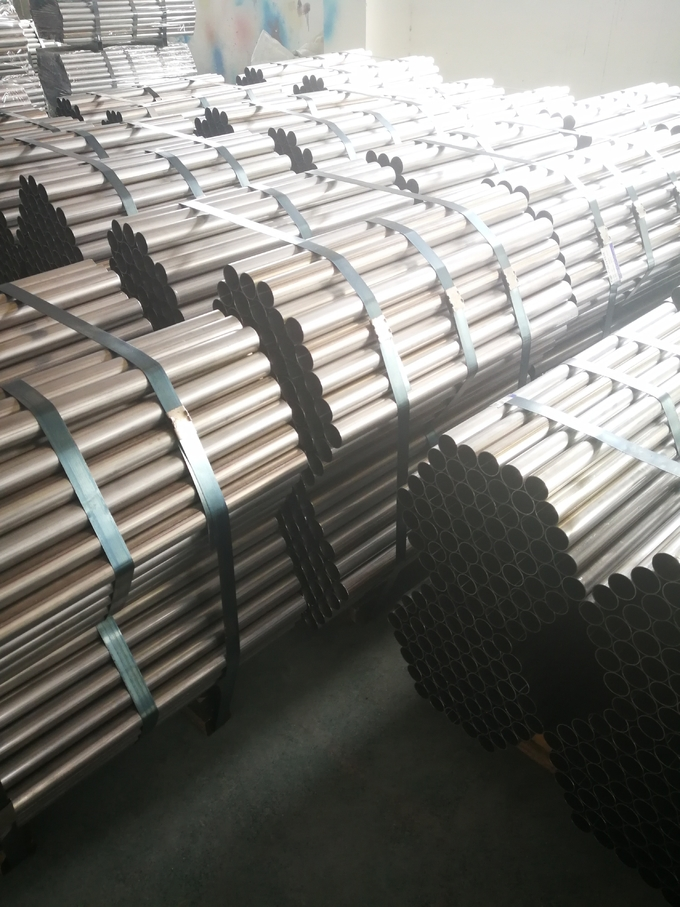 441 Grade Stainless Steel Welded Pipe 38*1.5mm Used For Exhuat System Tubing SUS441 & 441 Grade Stainless Steel Welded Pipe 38*1.5mm Used For Exhuat ...