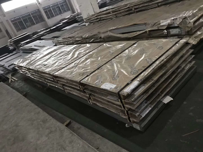 ASTM A240 AISI 321 Stainless Steel Plate X10CrNiTi189 Inox Stainless Steel Data Sheet