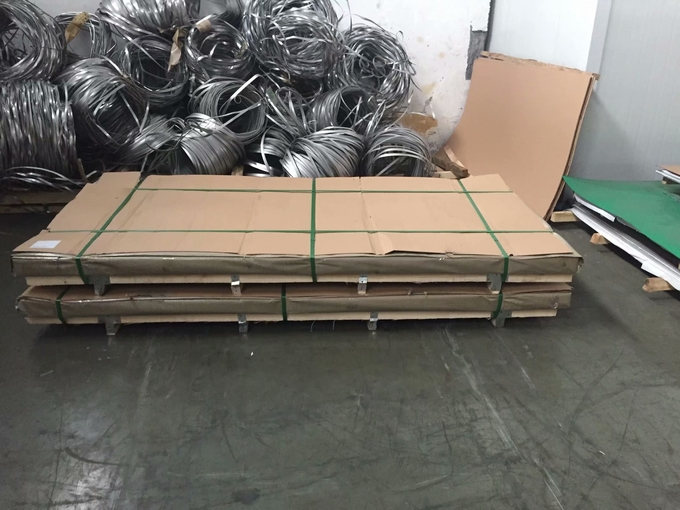1.4845 X8CrNi25-20 Stainless Steel Plates High Temperature Resistance