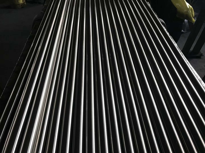 Astm A 304 312 Stainless Steel Welded Pipe Tube Bright Surface With PVC