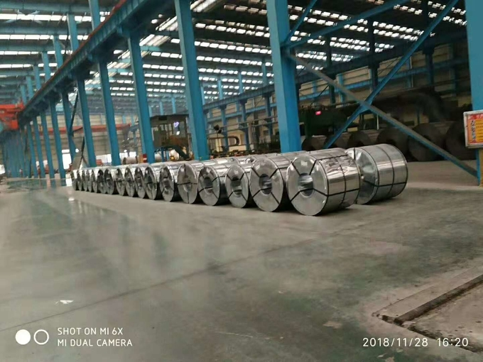 Steel Cold Rolled Grain Oriented Electrical Sheet 30QG100 CRGO Coils Electrical Steel Sheet