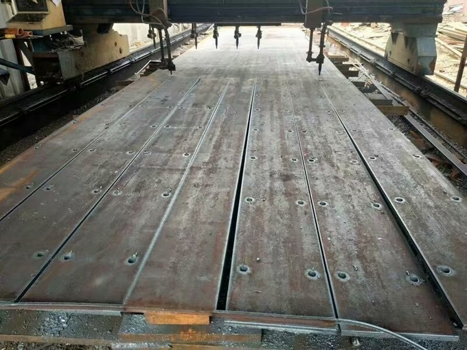 Boiler A572 Grade 50 Carbon Steel Plate A572 Grade 50