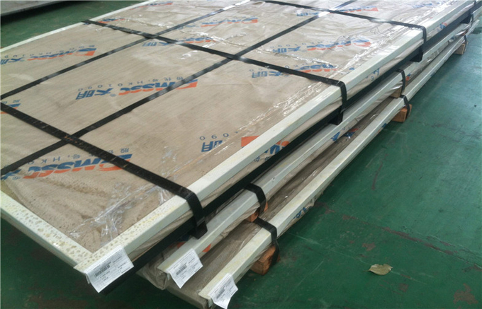 0.3mm - 3mm 2B Surface 317L Stainless Steel Plate NO1 Finished SGS BV Certificate