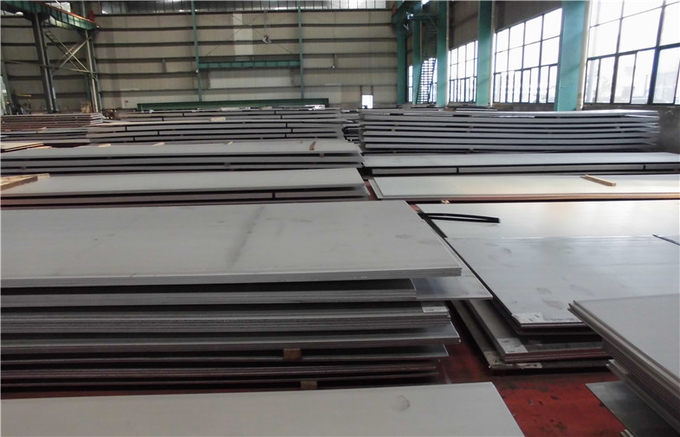 Duplex stainless steel plate 2507 , super duplex SS 2507 plate 2B NO.1 surface