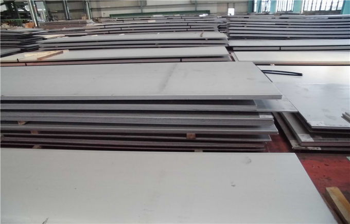 SGS Duplex Stainless Steel Plate / Sheet AISI2205 S31083 S323304 904L S32750