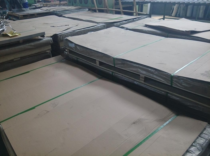 400 Series Stainless Sheet Metal 2B 2D HL Mirror 8K Finished 430 SS Sheet Cover PVC