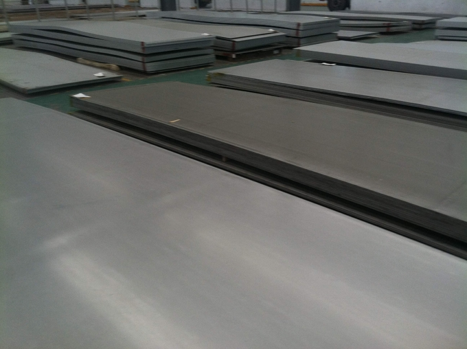 Grade 304L Stainless Steel Plate ASTM A240