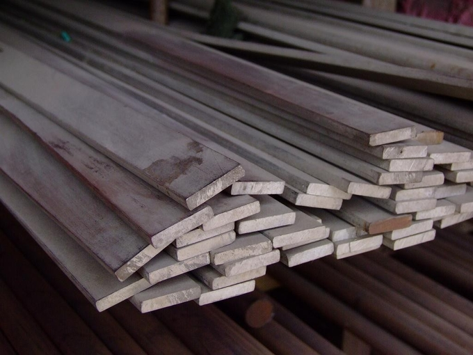 Hot Rolled Cold Rolled Stainless Steel Flat Bar Stock