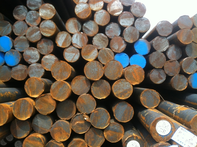 Dia 12 - 300mm hot rolled steel round bar SAE4140 4150 42CrMo4 50CrMo4 A193 B16