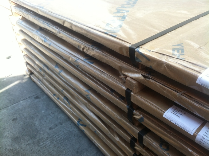 Super Duplex Stainless Steel Plate UNS S32750 S32760 Super Duplex Stainless Steel 2507 Plate