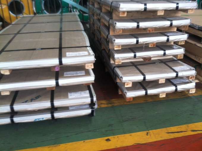 5mm – 100mm Duplex 2205 Plate ,  Duplex Steel Pipe S31803 2B 1D surface
