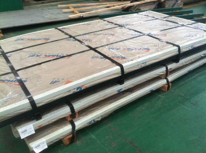 DIN 1.4462 grade alloy 2205 duplex steel plates , Hot Rolled SS Plate