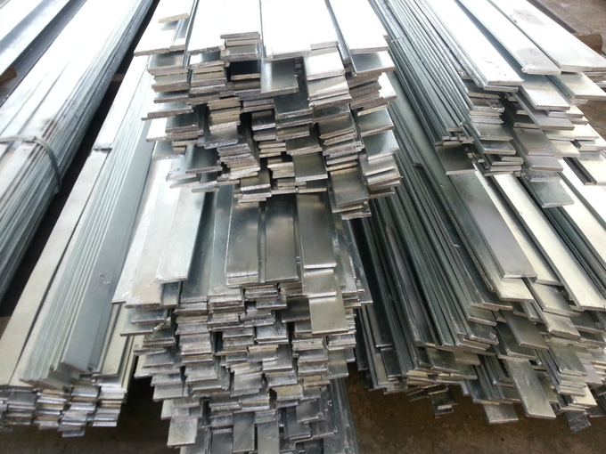 200 Series 201 202 Stainless Steel Square Bars / NO.1 finished 6 - 8m length